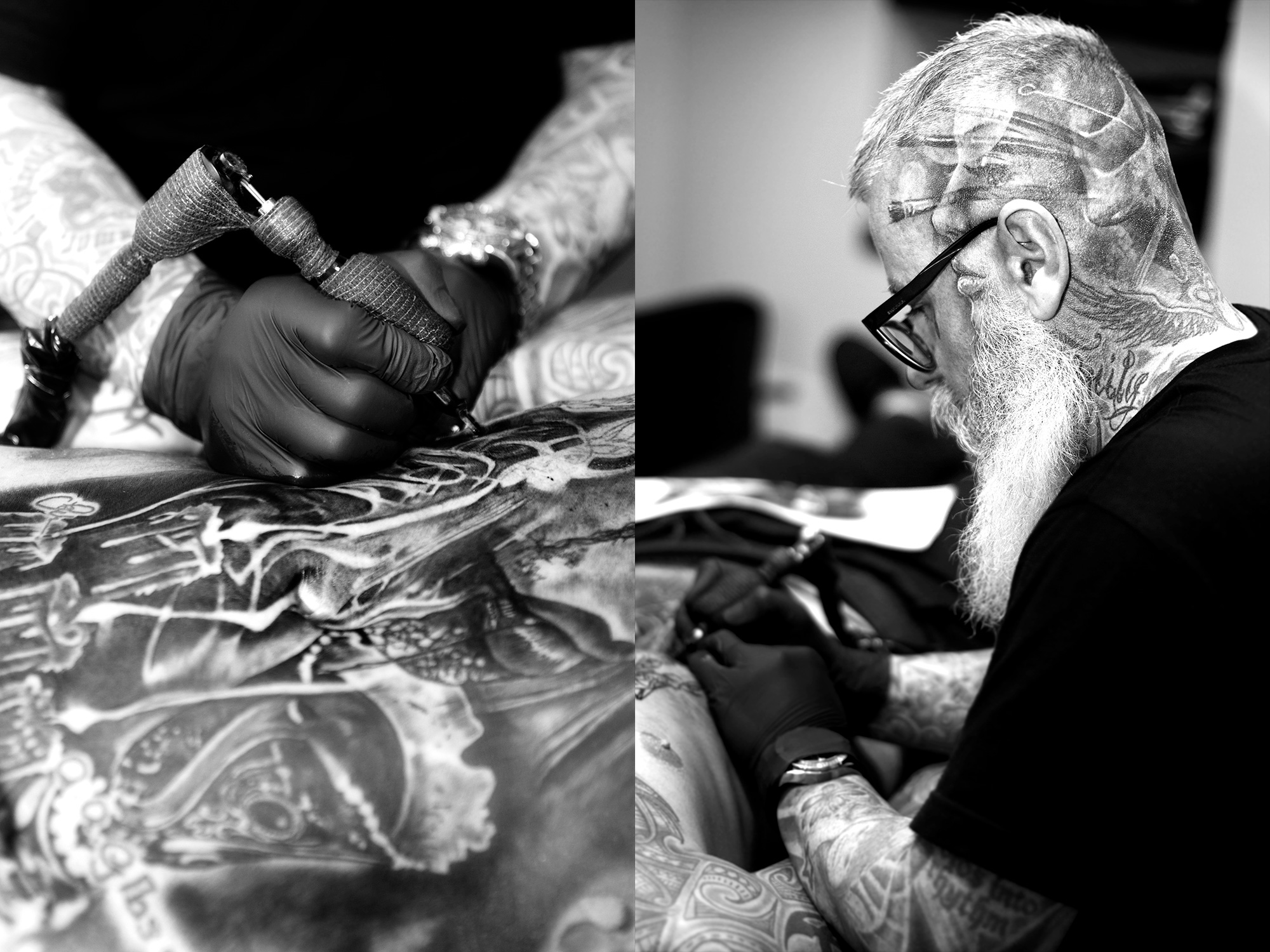 Loaf @ Yarson Tattoo Studio
